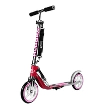 Scooter Big Wheel RX 205 bis 100 kg  magenta/silber
