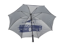 Regenschirm, Dunkelblau, Nutzfahrzeuge Kollektion
