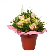 Blumenstrauß - Rosenzauber