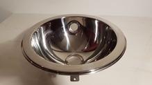 Edelstahlbecken Aufbaubecken Waschbecken