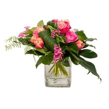 Blumenstrauß - Prachtvoll in Pink