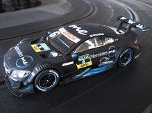 30858 Carrera Digital 132 Mercedes AMG C63 DTM R. Wickens No. 6