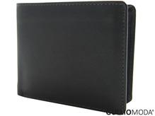 GULLIOMODA® Geldbörse im Querformat (LF2995) Dunkelbraun