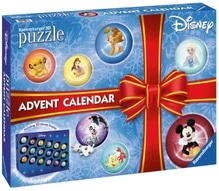 Ravensburger 116768 Disney Adventskalender I