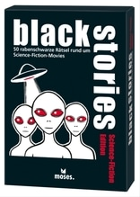 moses black stories - Science Fiction Edition