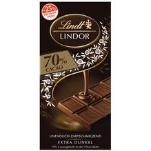 Lindt 'Lindor Dark 70%' (Aktion), 100g