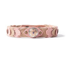 Armband WABI-SABI life cicle Fb soft .pink S