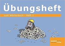 Wörterbuchübungsheft 1 (zum Wörterbuch 19x16cm)