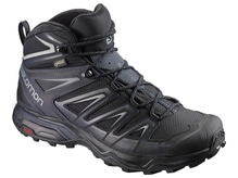 Salomon Trekkingschuh X Ultra 3 Mid  Mid GTX L39867400 Farbe: black/india ink/monument