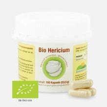Bio Hericium - Vitalpilz-Pulver, 100 Kapseln