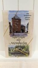 Süße Grüße aus Monheim - mit Alkohol - 125gr