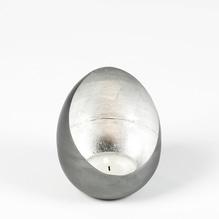 Lambert 'Casati' Windlicht H 14 cm, silber in der Schwanthaler Galerie in Gmunden kaufen
