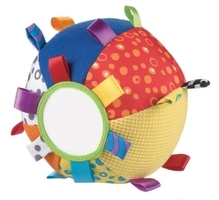 Playgro Schmuseball Loopy Loops