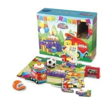 Vtech 80-509504 Tut Tut Baby Flitzer - Geburtstagsset