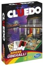 Hasbro B0999 Cluedo Kompakt