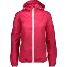 CMP Damen Regenjacke mit Kapuze Farbe: ibisco  3X53256