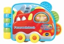 Vtech 80-502004 Tut Tut Baby Flitzer - Feuerwehrbuch