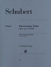 Klaviersonate B-Dur D 960 | Schubert, Franz
