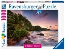 Ravensburger 151561 Puzzle: Insel Praslin auf den Seychellen 1000 Teile