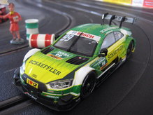 30836EVO Carrera Evolution 132 Audi RS5 DTM M. Rockenfeller No. 99