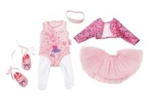 Zapf BABY born® Boutique Deluxe Ballerina Set