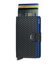 Secrid Miniwallet Cubic Black-Blue
