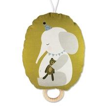 ava&yves Spieluhr 'Elefant mit Teddy' (Lullaby)