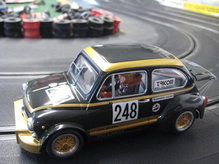 BRT010 BRM Fiat Abarth 1000 TCR No. 248