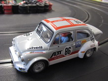 BRT012 BRM Fiat Abarth 1000 TCR 24h von Spa No. 86