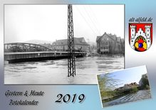 Foto-Kalender 2019 'Gestern & Heute'
