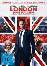 London has fallen, 1 DVD