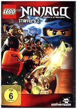 LEGO Ninjago, Masters of Spinjitzu. Staffel.6.2, 1 DVD