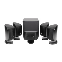Bowers&Wilkins MT 50 Surround Set schwarz