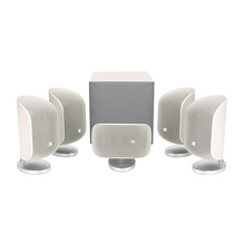 Bowers&Wilkins MT 50 Surround Set weiß