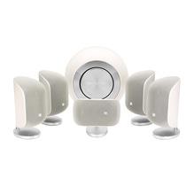 Bowers&Wilkins MT 60 D Surround Set weiß