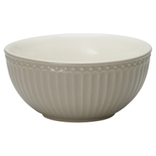 CEREAL BOWL ALICE WARM GREY
