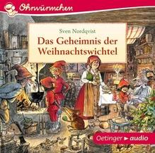 Das Geheimnis der Weihnachtswichtel, 1 Audio-CD | Nordqvist, Sven