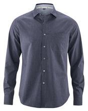 HempAge Hemd mit Hanf, wintersky DH 036