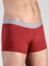 ALBERO Trunk Shorts, rot/grau