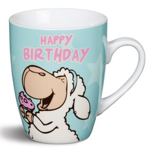 Nici Porzellan-Tasse 'Happy Birthday!'