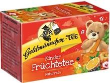 Goldmännchen Tee Kinder Früchtetee