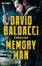 Memory Man | Baldacci, David