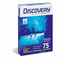 DISCOVERY Kopierpapier DIN A3 75g/m² ws PA=500Bl