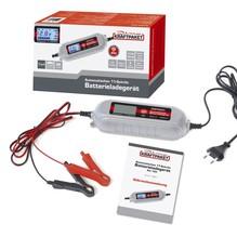 Dino KRAFTPAKET KFZ Batterieladegerät 6V/12V 4A mit Batterietester