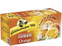Goldmännchen Tee Jumbo Orange