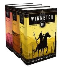 Winnetou I-III, 3 Bände | May, Karl