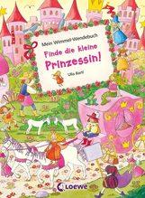 Finde die kleine Prinzessin! / Finde das kleine Einhorn!