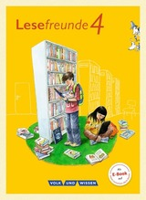 4. Schuljahr - Lesebuch mit Lernentwicklungsheft