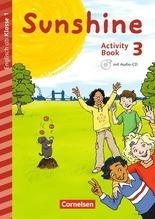 3. Schuljahr, Activity Book mit Audio-CD, Minibildkarten und Faltbox