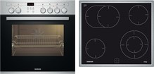 CX 32156 Geräte-Set edelstahl + edelstahl / A